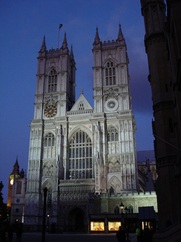 London Westminster Abbey