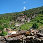 Eco Tourism in In Portugal Mountains