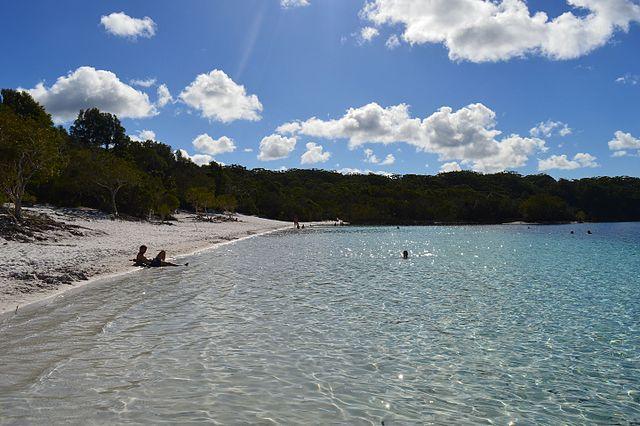 Exploring Fraser Island