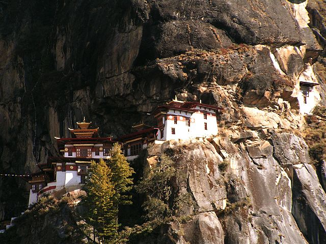 Places: Taktsang Monastery
