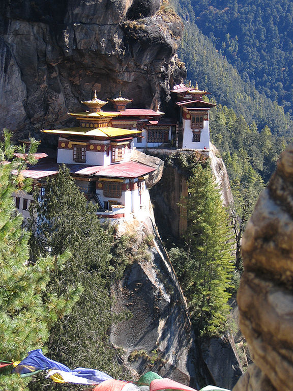 Places _Taktsang Monastery