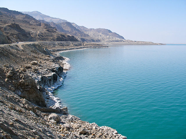 Places Dead Sea