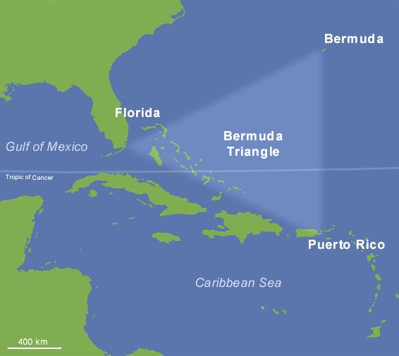 Bermuda Triangle