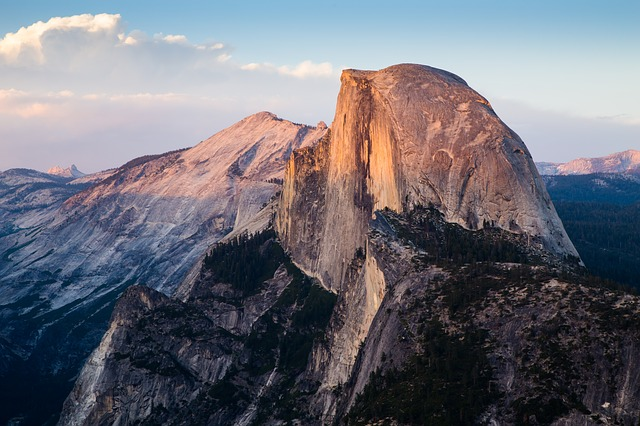 Death Tour Half Dome