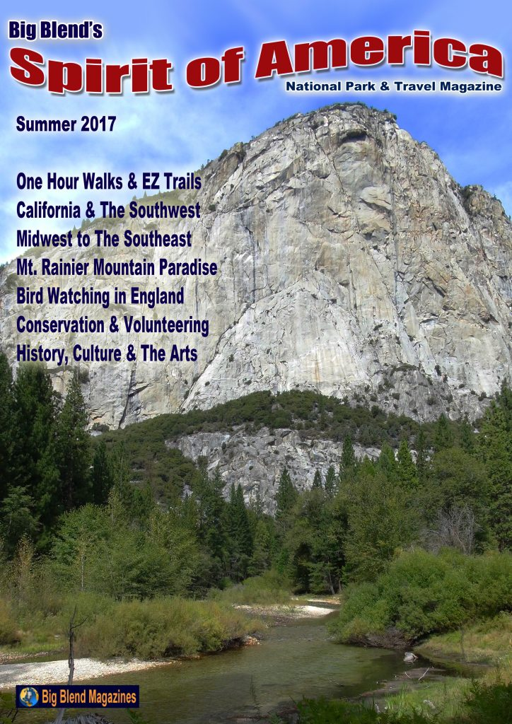 Travel Magazines National Parks