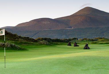 Ireland -Royal County Down Golf Club