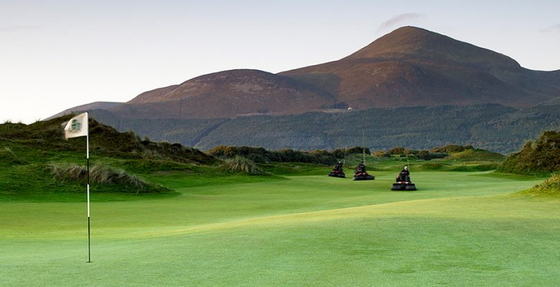 Ireland -Royal County Down Golf Club