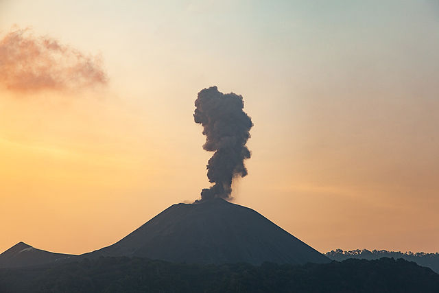 Volcanoes in India