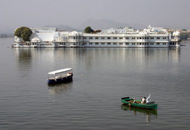 Fantasy Destinations Taj Lake Palace