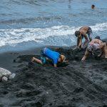5 Lovely Black Sand Beaches in the World