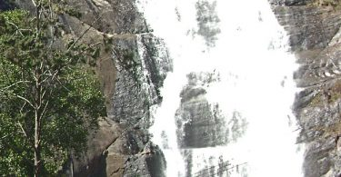 Silver Cascade Waterfalls