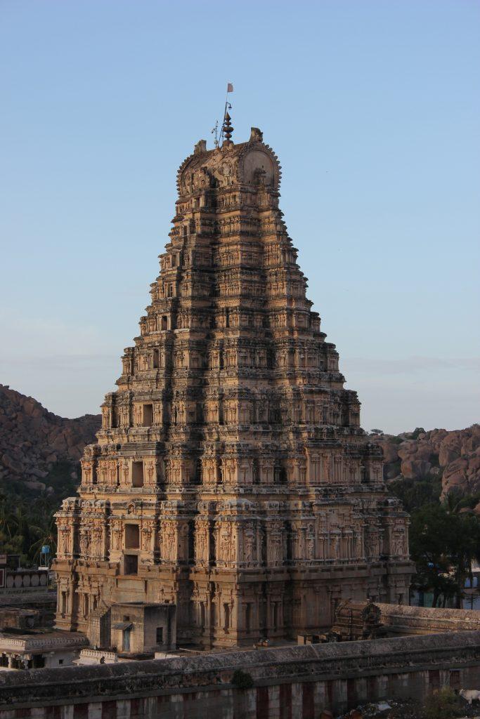 Temples virupaksha