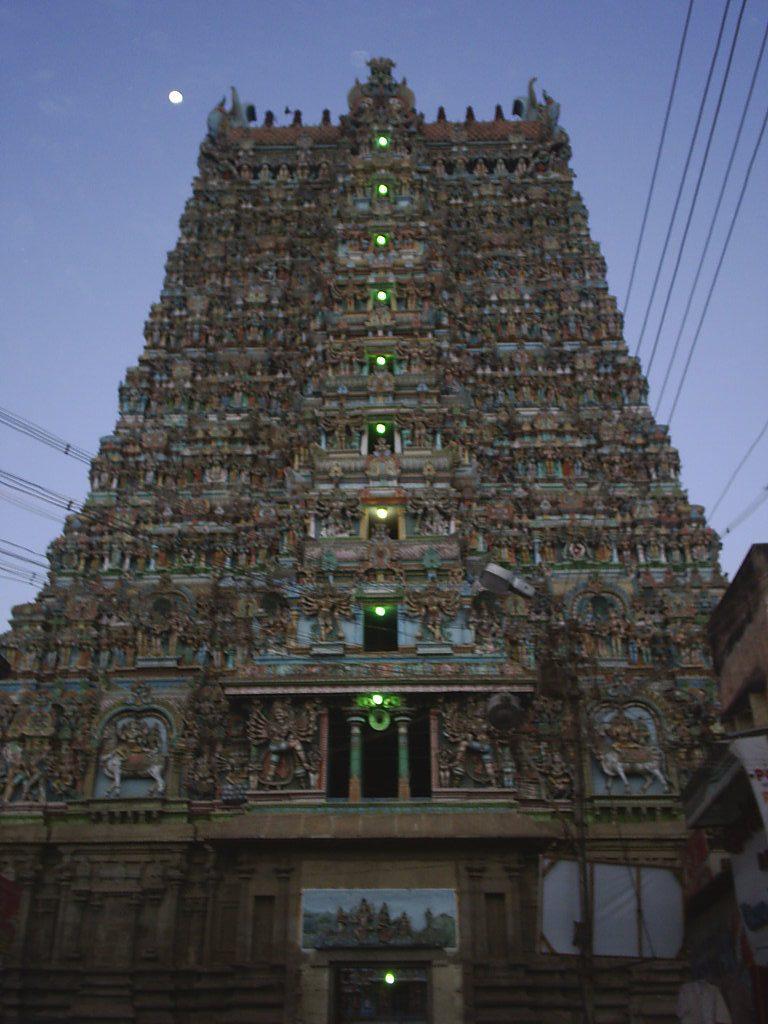 Temples Madurai