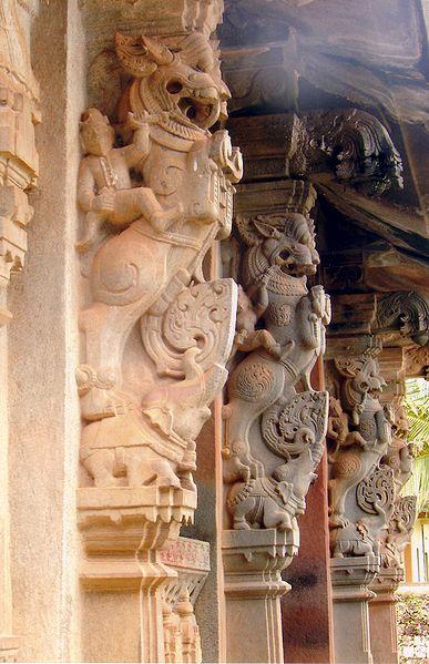 Temples Yazhi Madurai