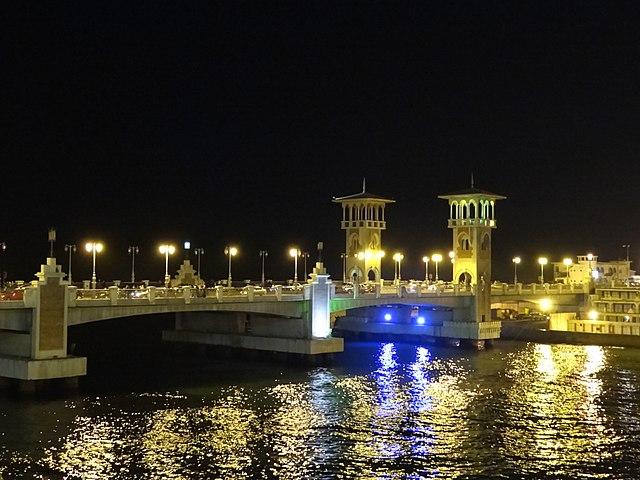 Alexandria Cairo