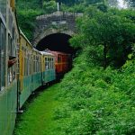 13 Picturesque Train Ride in India