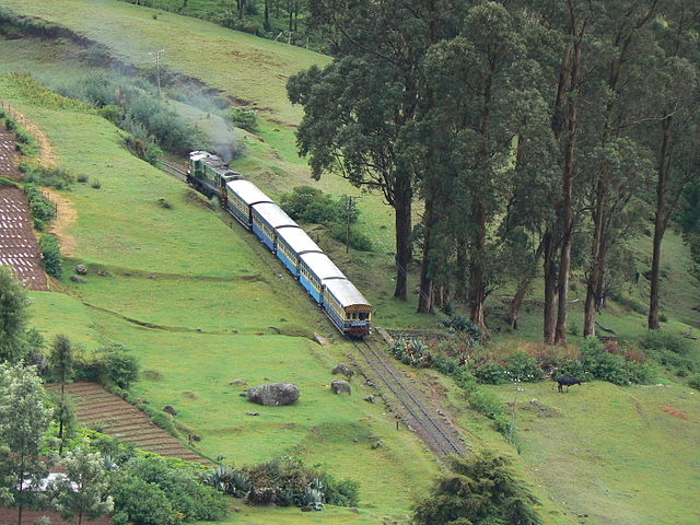 Nilgiri Train ride