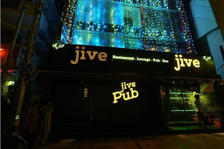 Jive Bangalore
