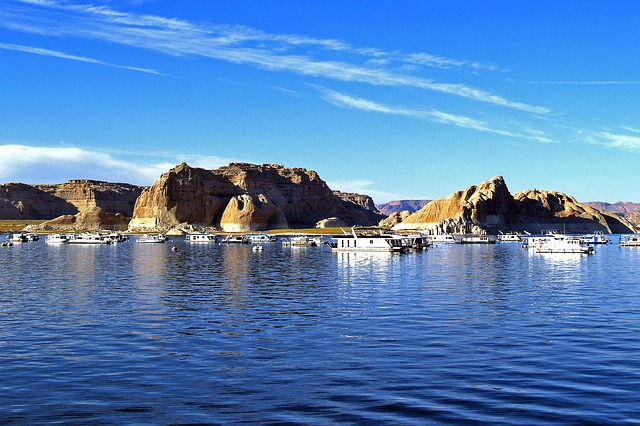 Arizona Lake Powell