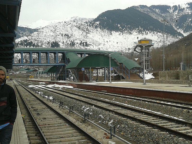 Train Ride India