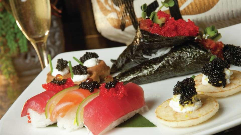 Caviar Buffet