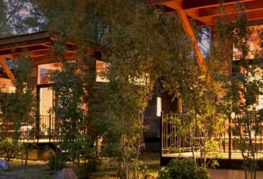 cabin in jacksonhole