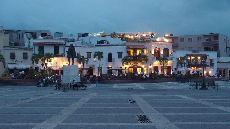 Sunny Destination Dominican Republic
