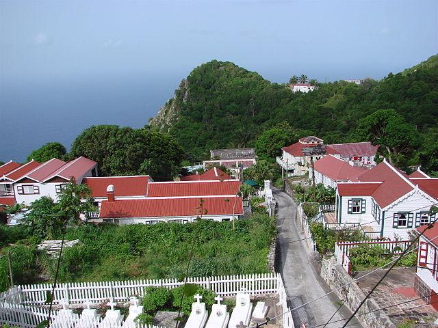 Sunny Destination Saba