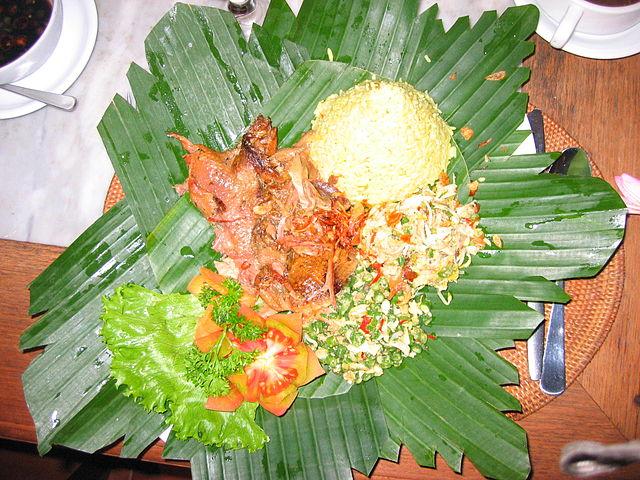 Bali Street Food: Bebek Betutu