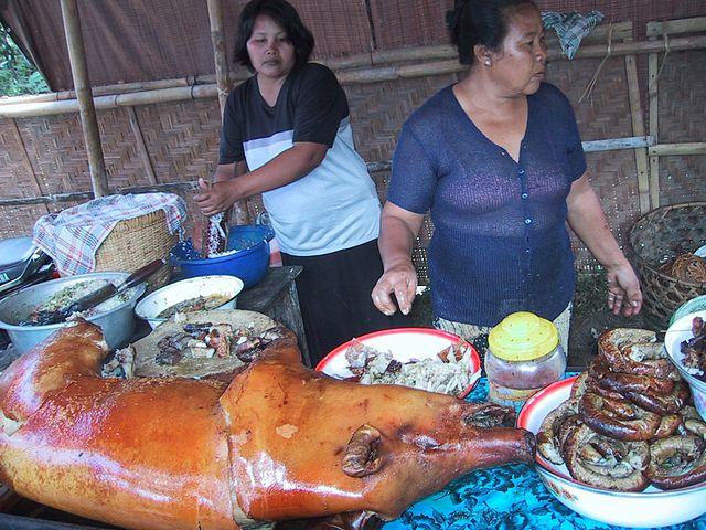 Bali Street Food Bobi Guling