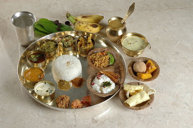 Hyderabad Thali Meal