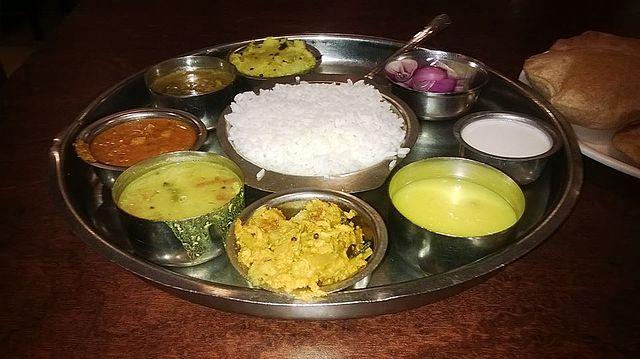 Mumbai Thali