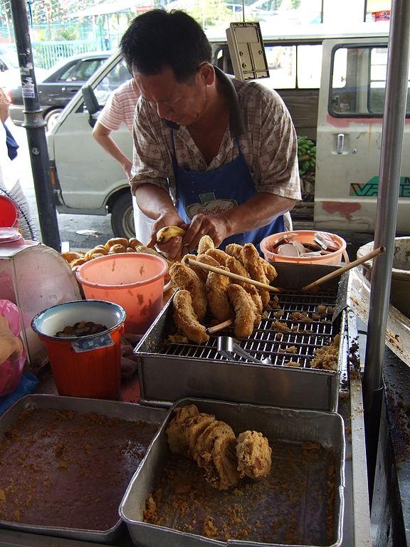 Bali Street Food: Pisang Goreng