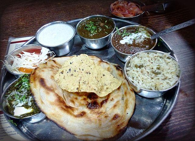 Punjab Thali Meal