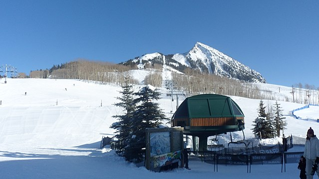 Crested Butte base