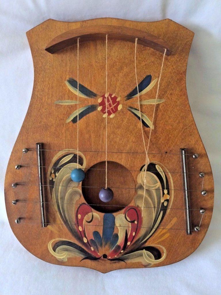 Christmas Gift Harp