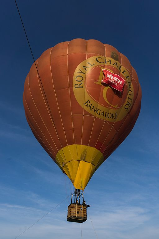 balloon  ride in bangalore