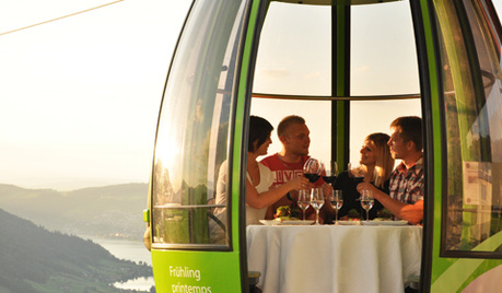 Restaurant: Stuckli Sky Dining