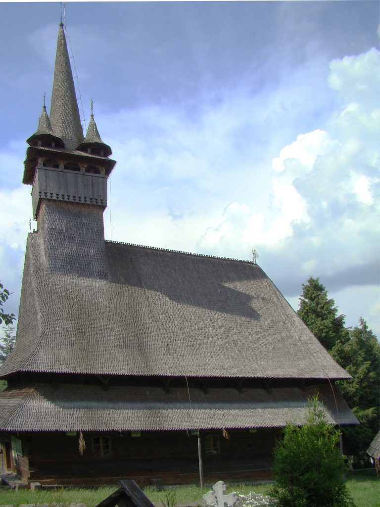 Wooden Church -Budesti