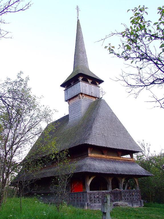 wooden church Barsana