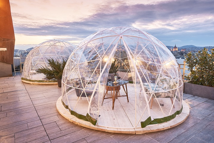 Igloo Bar