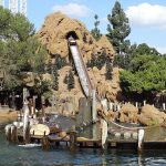 Safe and Fun, Log Flume Ride in California