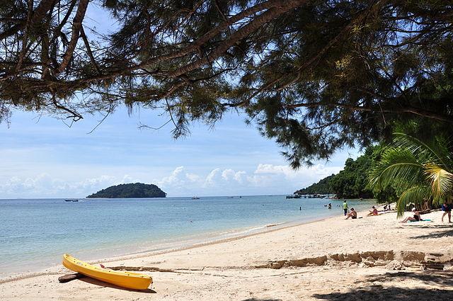 Manukan Island malaysia