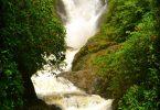 Yana water falls