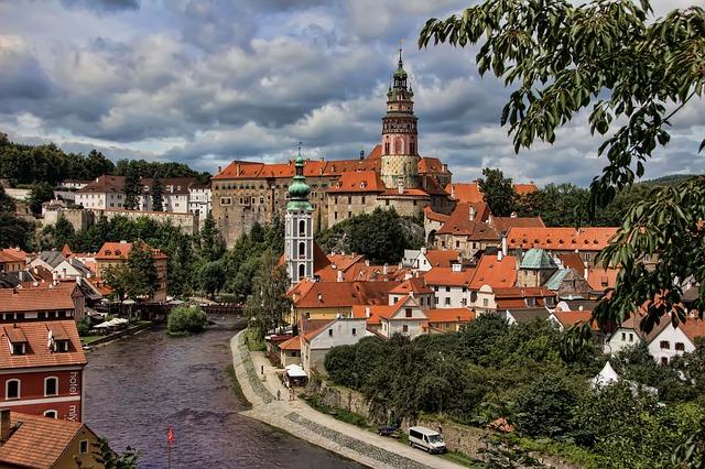 Danube River Cruise: Český Krumlov