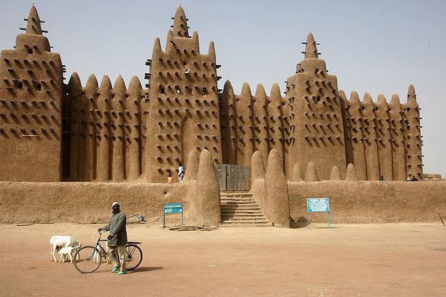 Djenné, Mali, Africa