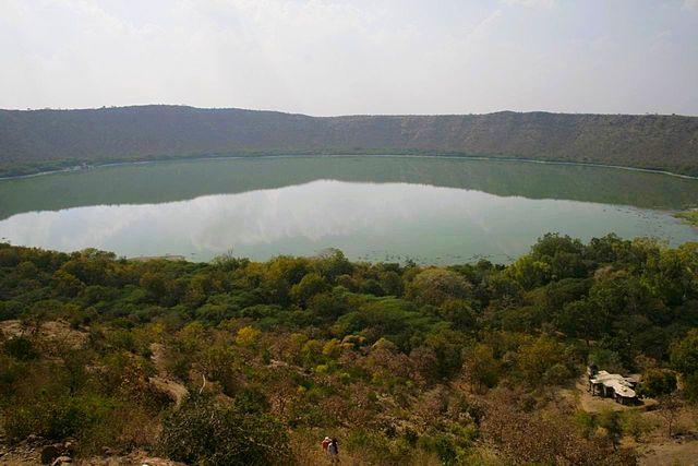 Lonar Crater India