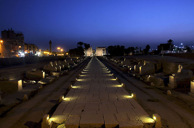 Luxor temples