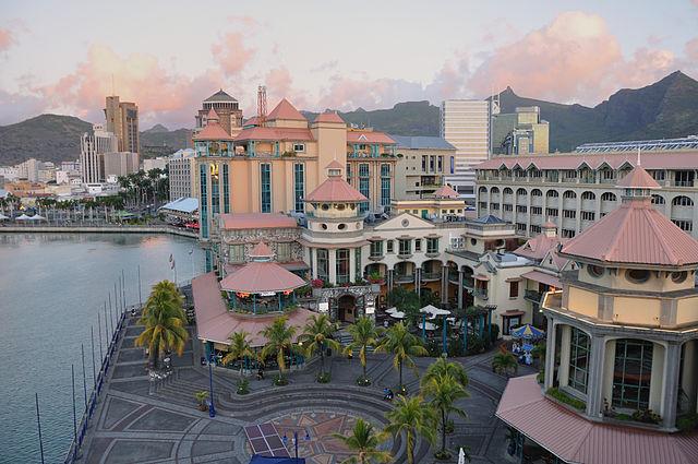 Port Louis, Mauritius, Africa 1