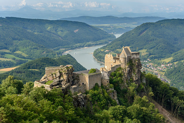 Danube River Cruise: Wachau Valley